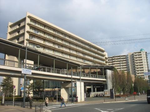 総合病院:八尾市立病院 1577m