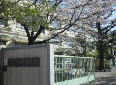 小学校:世田谷区立 多聞小学校 350m 近隣