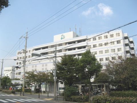 総合病院:医真会 八尾総合病院 1566m 近隣