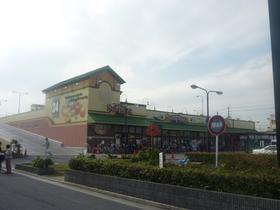 スーパー:サンプラザ八尾南駅前店 635m 近隣