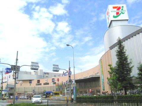 スーパー:イトーヨーカドー八尾店 413m 近隣