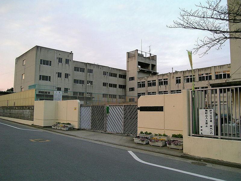 中学校:八尾市立東中学校 791m 近隣