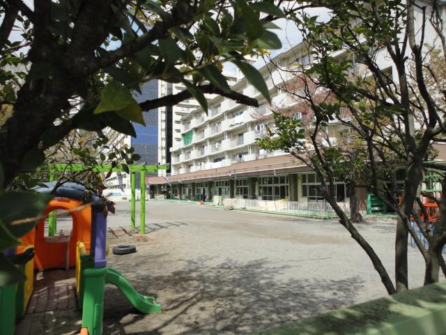 保育所:加賀保育園 348m