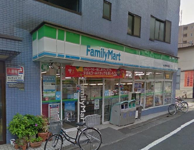 コンビ二:ファミリーマート 亀山西新井本町店 254m