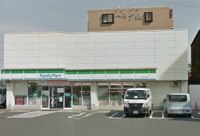 コンビ二:ファミリーマート 江北七丁目店 644m