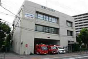 役所:西新井消防署 大師前出張所 560m