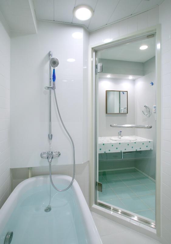 Iタイプ浴室イメージ