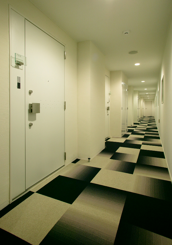 共用廊下イメージ