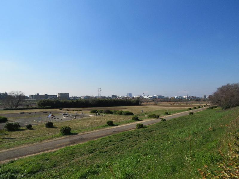 多摩川河川