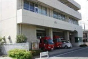 役所:西新井消防署 上沼田出張所 673m