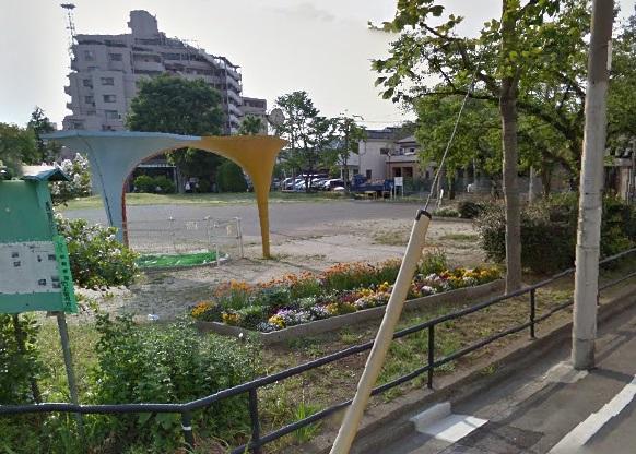 公園:袋在家公園 655m
