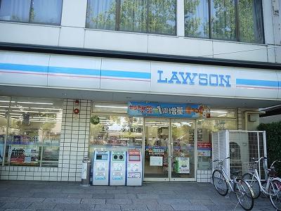 コンビ二:ローソン 堀川寺ノ内店 348m