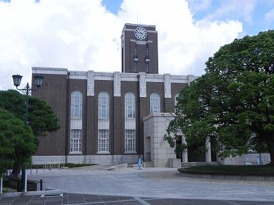 その他:京都大学 吉田キャンパス 1165m