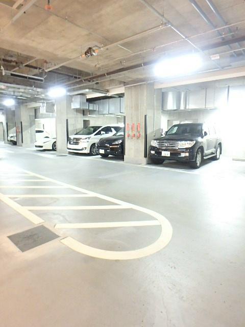 駐車場 パークタワーグランスカイ