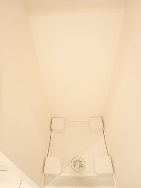 洗濯機置き場 パークタワーグランスカイ