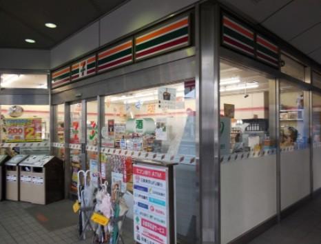 コンビ二:セブンイレブン 新高円寺駅前店 130m