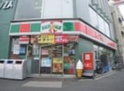 コンビ二:サンクス 高円寺梅里店 226m