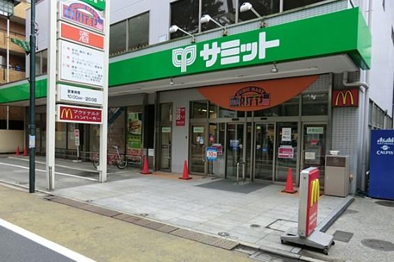 スーパー:サミットストア 妙法寺前店 471m