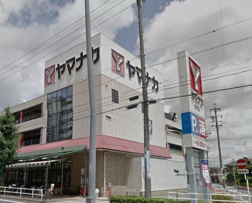 スーパー:ヤマナカ 松原店 568m
