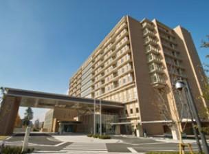 総合病院:東京警察病院 823m