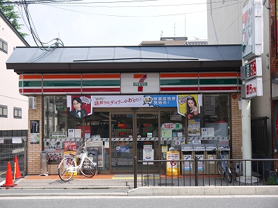 コンビ二:セブンイレブン 京都烏丸今出川店 446m 近隣