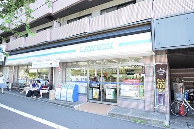 コンビ二:ローソン 衣笠御所ノ内店 615m