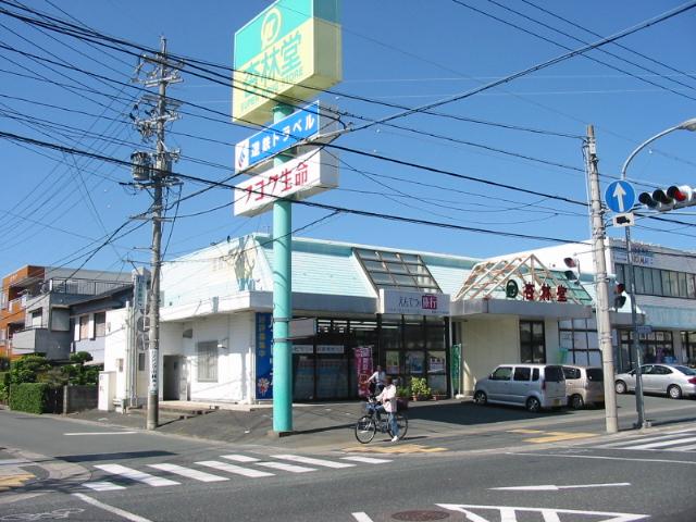 ドラッグストア:杏林堂薬局 ドラッグストア 葵東店 428m