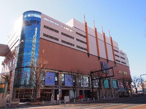 スーパー:スーパー生鮮館TAIGA浜松店(ザザシティ浜松) 420m