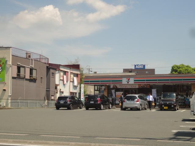 コンビ二:セブンイレブン 浜松幸町店 321m