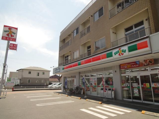 コンビ二:サンクス 浜松泉二丁目店 639m