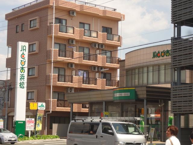銀行:JAとぴあ浜松住吉支店 992m