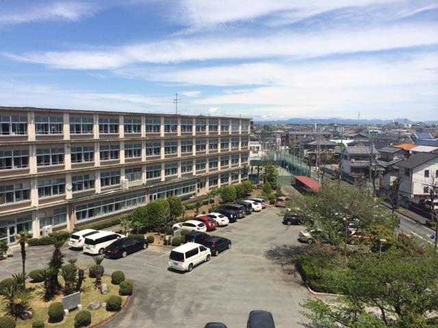 中学校:浜松市立開成中学校 968m