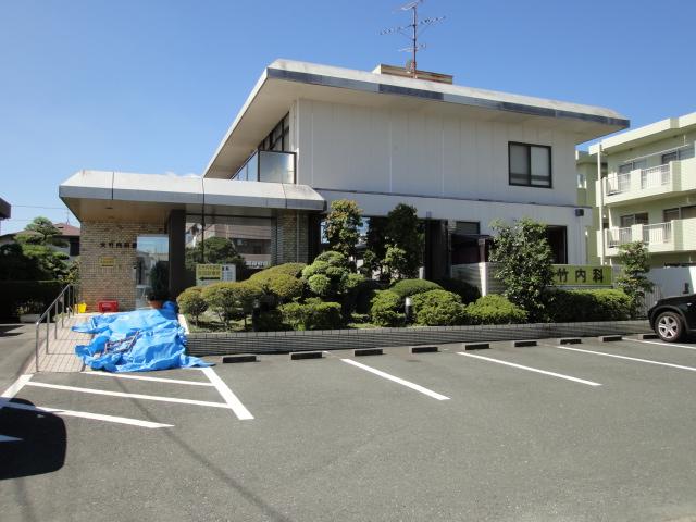 内科:大竹内科医院 584m