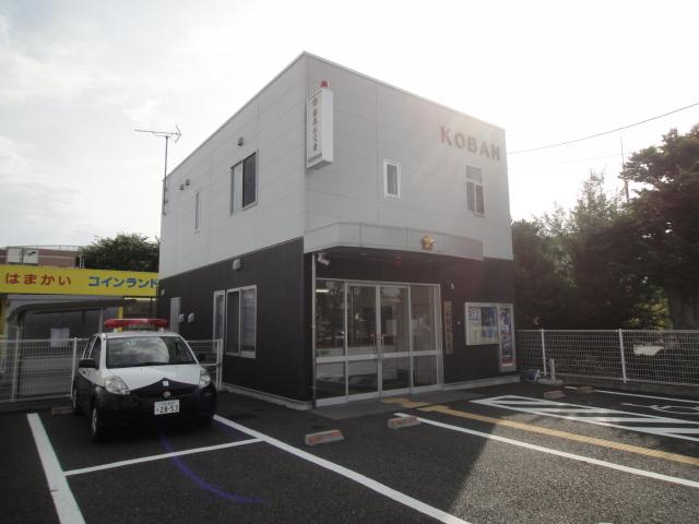警察署・交番:浜松中央警察署 北部交番 373m