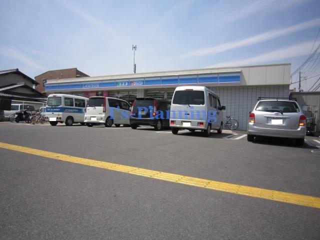 コンビ二:ローソン 宇治小倉堀池店 180m 近隣