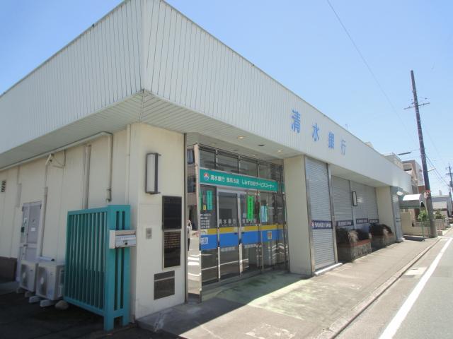 銀行:清水銀行 曳馬支店 362m