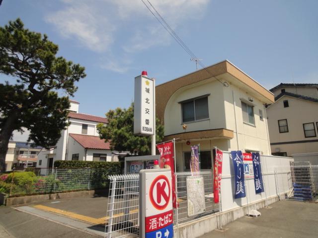 警察署・交番:浜松中央警察署 城北交番 462m