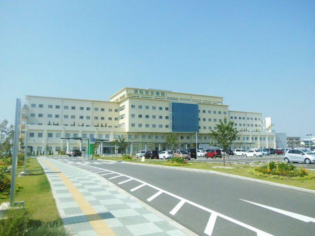 総合病院:労災病院 740m