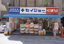 ドラッグストア:くすりセイジョー大岡山店 320m