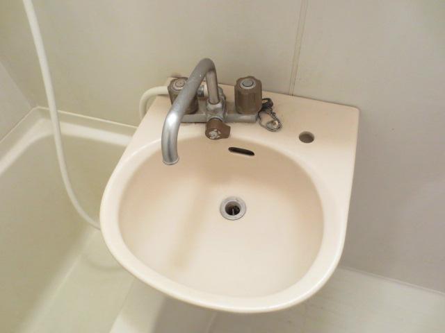 洗面台も有ります!
