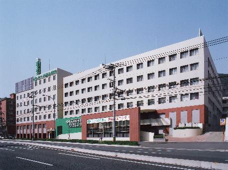 総合病院:北九州総合病院 462m