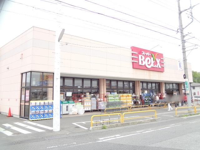 スーパー:ベルクス柏つくしが丘店 559m