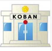 銀行:鹿児島銀行 中央市場支店 382m