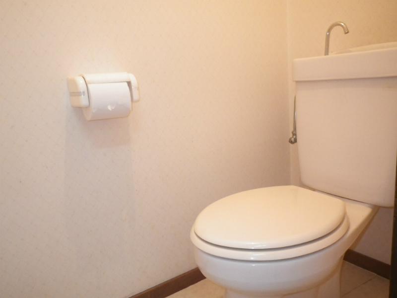 落ち着いた雰囲気のおトイレ