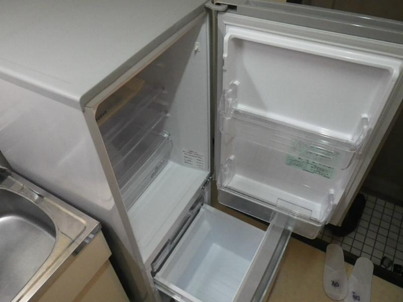 冷蔵庫有ります