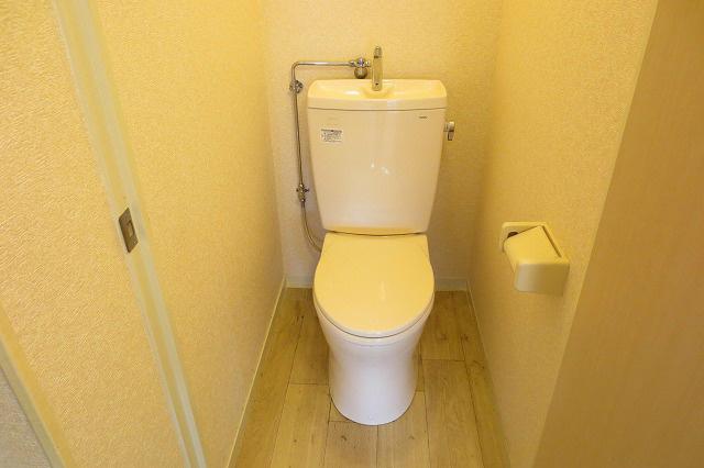 清潔感のある洋トイレ