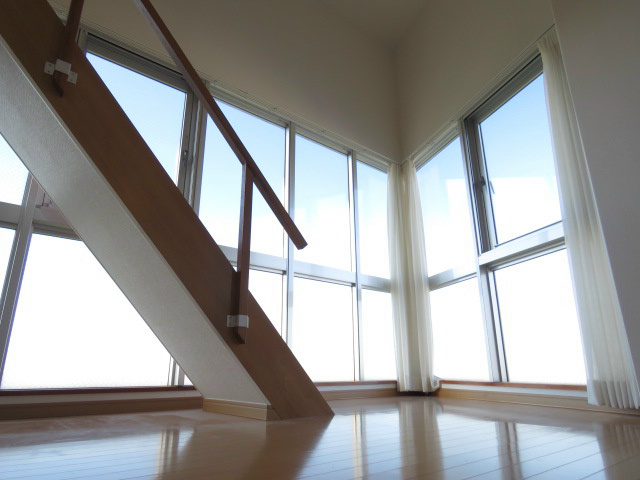 最上階・角部屋。