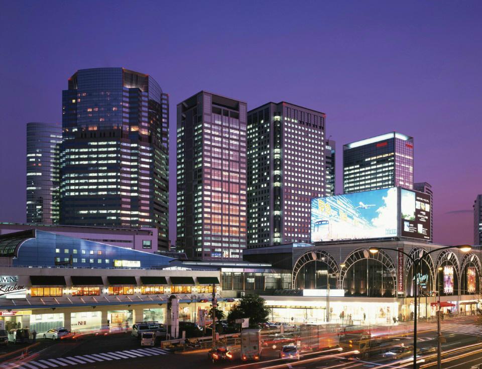 周辺環境(品川駅)