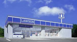 コンビ二:ローソン 店屋町店 523m