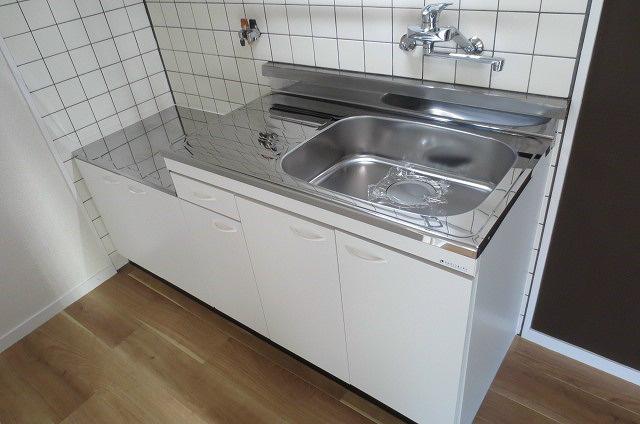 キッチン新品未使用です(^^)b